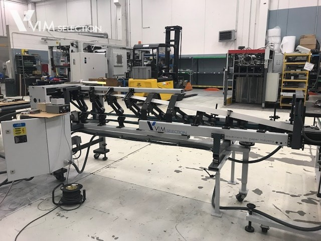 BOBST HANDYPACK packing semi-automatic machine