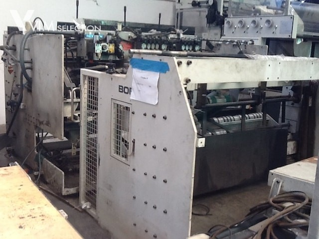 BOBST CHARGEUR III AUTOMATIC LOADER