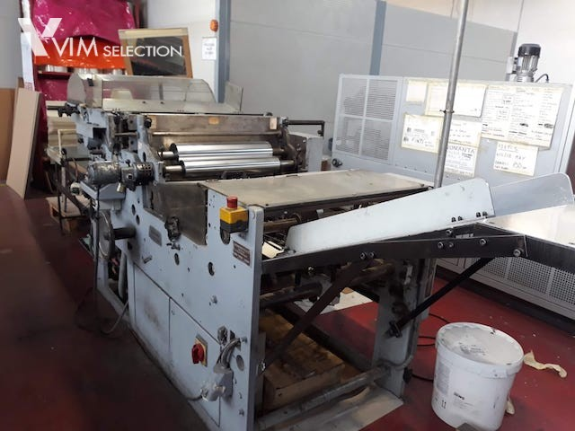 KOHMANN 710/2 WINDOWS PATCHER MACHINE