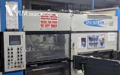 BOBST SPO 160 APR MATIC