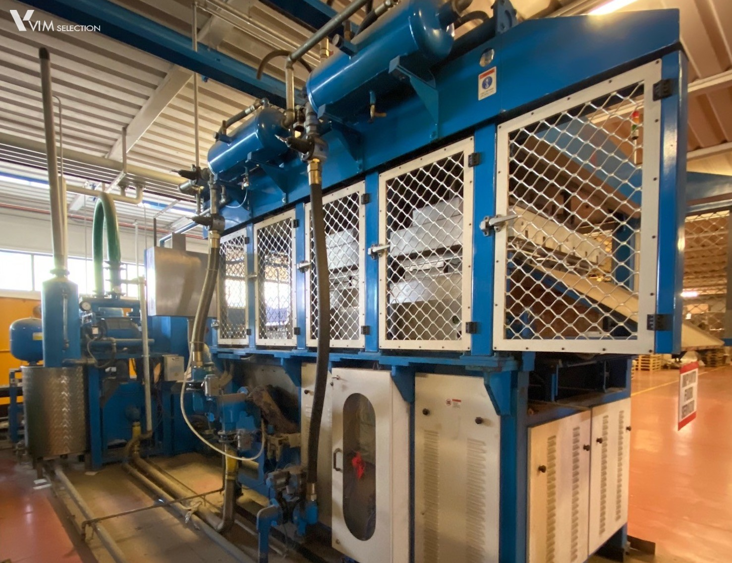 SODALTECH Pulp Moulding plant – Egg Tray Making Machine