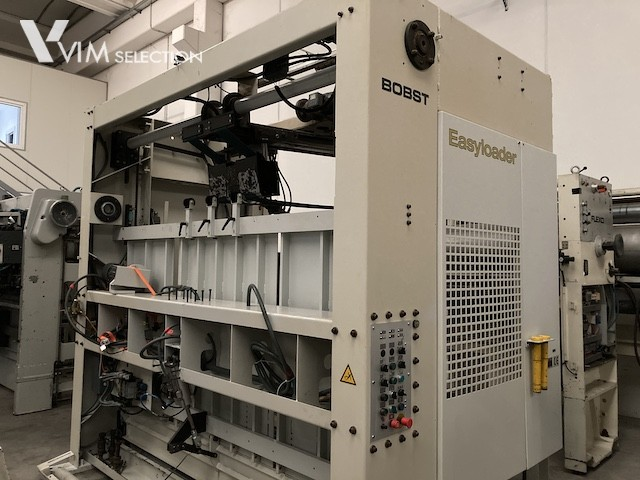 BOBST EASYLOADER C 160 S Caricatore automatico